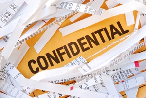 Are too many businesses forgoing best practices when getting rid of physical documents?