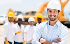 How can you identify a contractor?