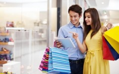 What can small business owners do to adapt to the needs of Christmas shoppers?