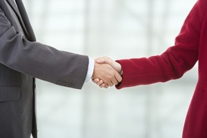 What does it take to create a successful business partnership?
