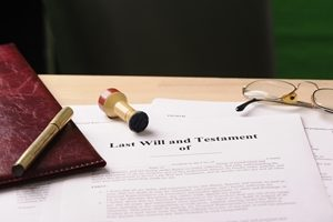 Writing a will is a crucial part of the estate planning process.