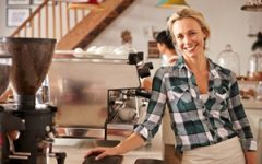 Setting up your own business is becoming more popular in Australia.