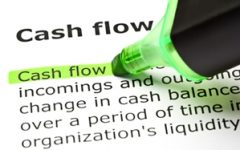 Generating cash flow hinges on receivables and vendors paying their bills on time.