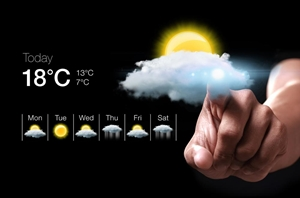 Much like a weather forecast, business forecasting can help you get a sense of  what to expect.